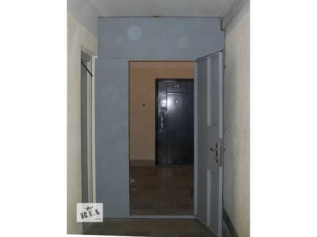 продам Изготовим двери в тамбур подъезд технические бу в Киеве