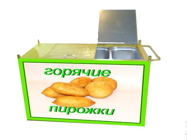 бу Изотермический прилавок для пирожков в Луганске