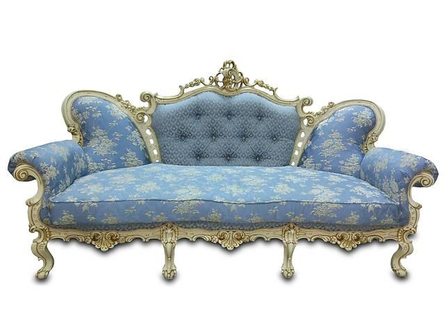 """Изысканный диван """"Белла"""" в стиле барокко. Ткань, кожа, экокожа. Гарантия.- объявление о продаже  в Киеве"""