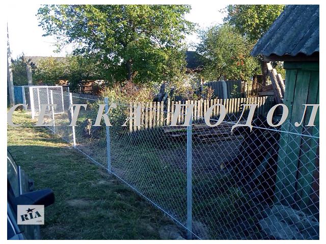 Забор сетка профнастил ковка- объявление о продаже  в Киеве