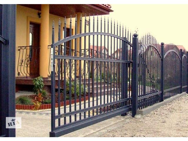купить бу Забор из профнастила в Фастове