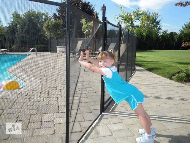 продам Забор для детей, высота 120 см бу в Киеве