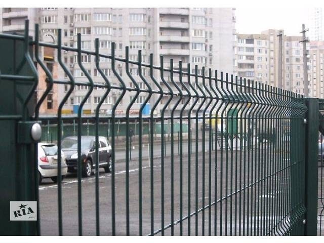 бу Заборы Ограждения Ворота откотные, распашные металолические в Днепре (Днепропетровске)
