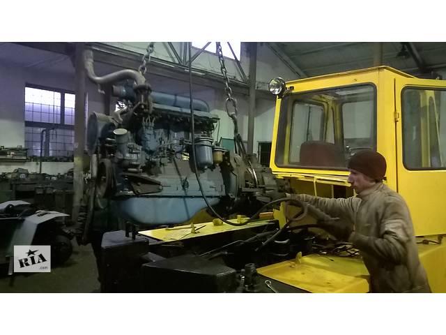 двигатель львівський погрузчик- объявление о продаже  в Львове