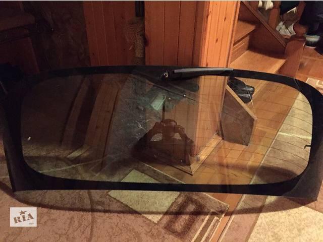 продам Заднє оригінальне скло  Citroen C4 ІІ В7 бу в Львове