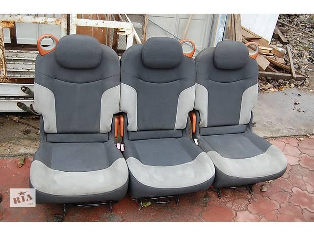 бу Задние сидения трансформеры для Fiat Scudo 135 см. в Любомле