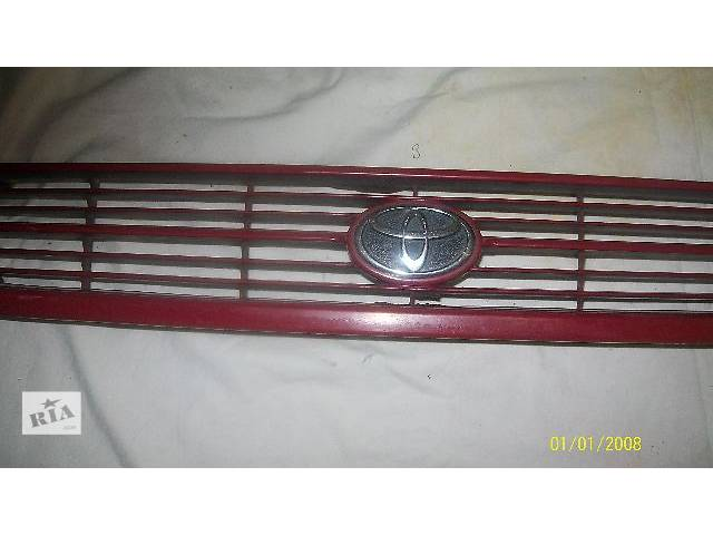 купить бу б/у Решітка радіатора Toyota Carina , кат № 53101-20470 , хороший стан , доставка . в Тернополе
