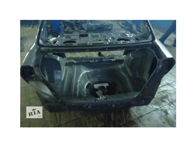 бу Задняя часть кузова  для седана Chevrolet Aveo Б/у в Ивано-Франковске