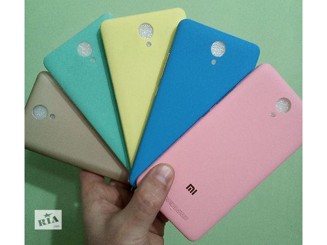 Задняя крышка на Xiaomi Redmi Note 2- объявление о продаже  в Светловодске