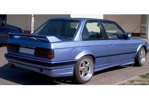 Новые Обвесы бампера BMW E
