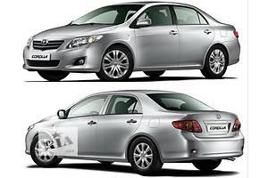 Новые Панели задние Toyota Corolla