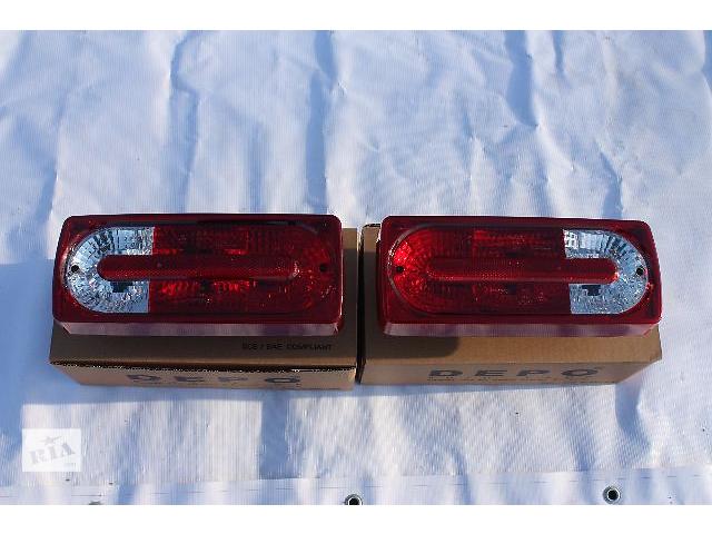 бу Задние фонари Mercedes G-Class W463 в Луцке