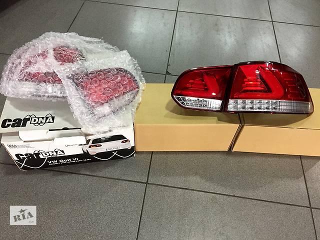 купить бу Задние LED Фонари Volkswagen Golf VI в Киеве