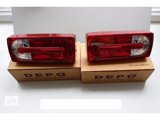 продам Задние рестайлинговые фонари Mercedes Benz G W463 бу в Луцке