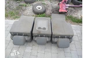 Сидения Chevrolet Tacuma