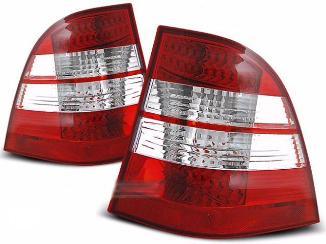 продам задние тюнинг фонари Mercedes  ML W163 бу в Луцке