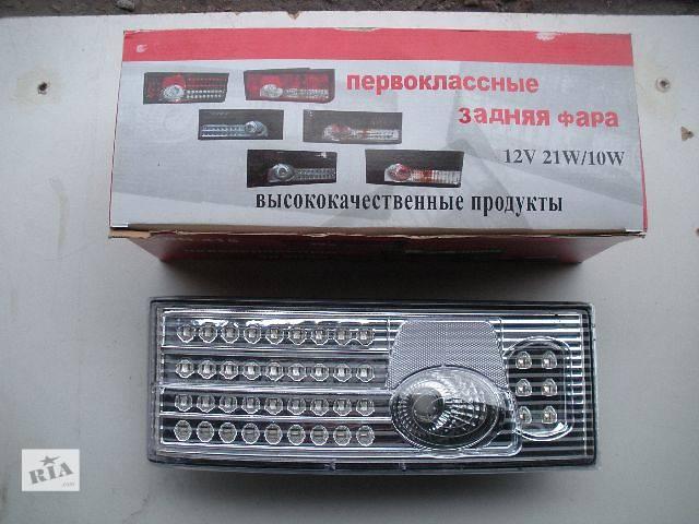 Задние фонари на ВАЗ 2109 Освар-Хрустальный (диодные)- объявление о продаже  в Запорожье