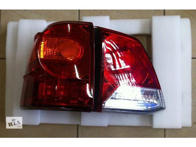 продам Задние фонари Toyota Land Cruiser 200 (Original Design 2012) бу в Луцке