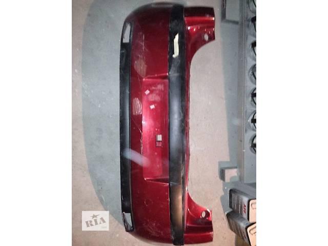 купить бу Задний бампер Б/у Citroen C4 в Киеве