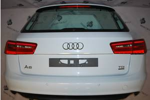 б/у Бампер задний Audi A6