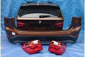 б/у Бампер задний BMW X1