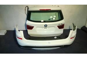 б/у Бампер задний BMW X3