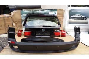 б/у Бампер задний BMW X5