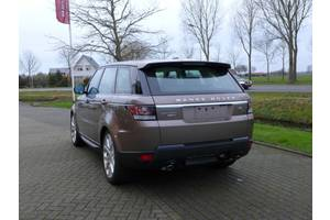 б/у Бамперы задние Land Rover Range Rover Sport