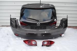 б/у Бампер задний Mazda 2
