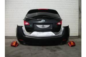 б/у Бамперы задние Nissan Murano