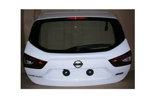б/у Крышка багажника Nissan Qashqai+2