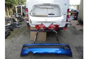 б/у Крышка багажника Peugeot 206