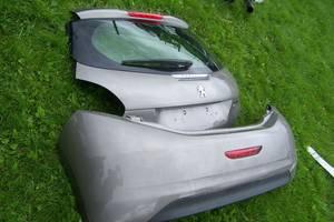 б/у Бампер задний Peugeot 208