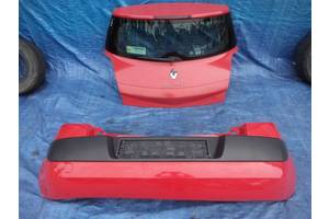 б/у Крышка багажника Renault Megane II
