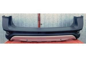 б/у Бамперы задние Volvo XC70
