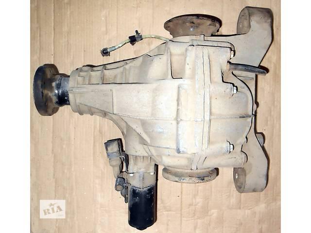 продам Задний мост GNH Volkswagen Touareg фольксваген вольксваген туарег передаточное число 3,27 2003-2009г.в бу в Ровно