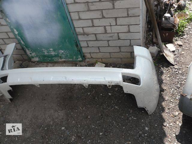 бу Задний бампер Land Cruiser 150 в Харькове