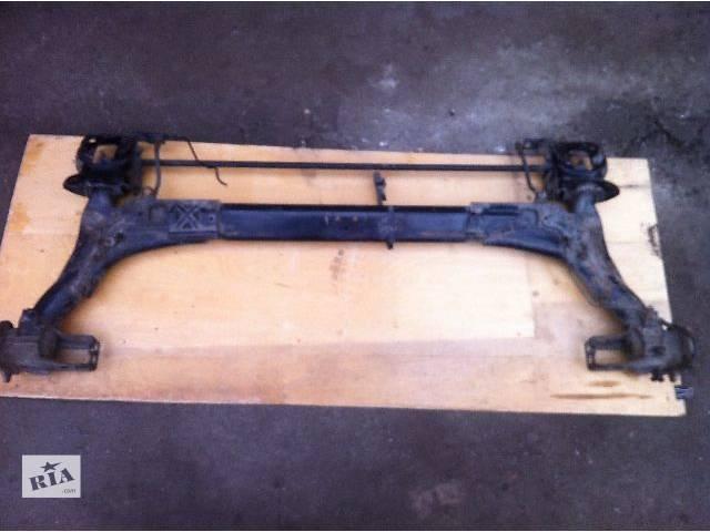 продам Задний/передний мост/балка, подвеска, амортиз Балка задней подвески Легковой Audi A4 1998 бу в Запорожье