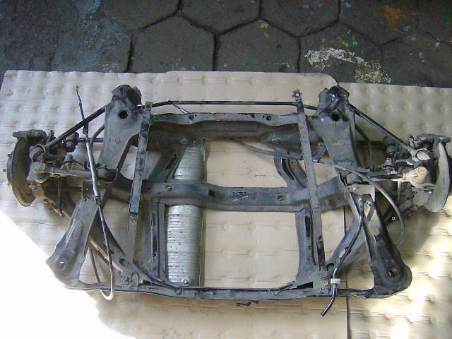 бу Задний/передний мост/балка, подвеска, амортиз Балка задней подвески Легковой Honda Accord 03-07гг в Львове