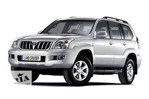Подвеска Toyota Land Cruiser Prado 120
