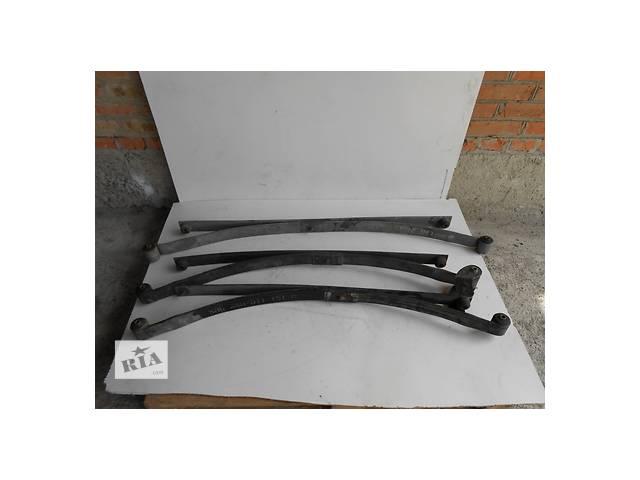 продам Задний/передний мост/балка, подвеска, амортиз Рессора Легковой Volkswagen Caddy бу в Костополе