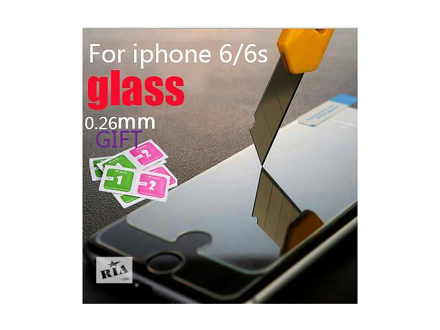 бу Закалённые стёкла 2,5D iPhone 4, 5, 6 + Samsung Note Galaxy A J Xiaomi LG Meizu  Lenovo HTC Sony Nexus Motorola Huawei в Одессе