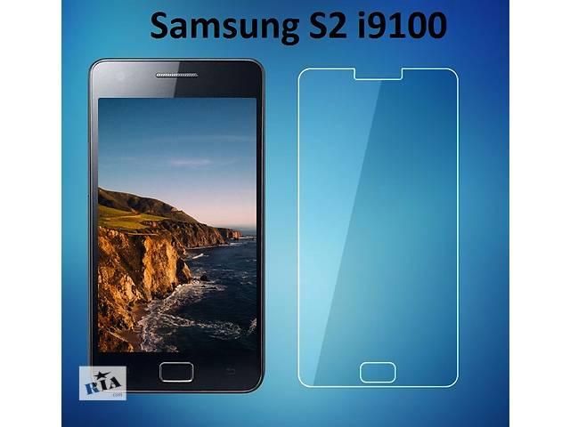 бу Защитное Стекло Samsung Galaxy S2 и S2 Plus с Олеофобным Покрытием в Киеве
