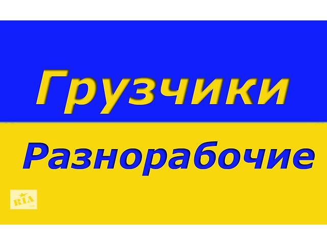 бу Заказать услуги грузчиков и разнорабочих в Павлограде  в Украине