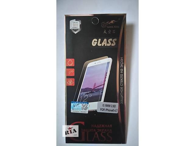 продам Захисне скло на iPhone 6/ 6s бу в Стрые