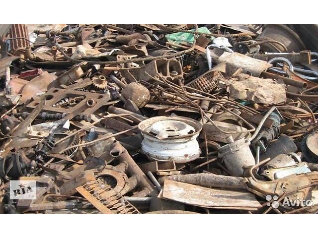 купить бу Закупаем лом черных и цветных металлов в Днепропетровской области
