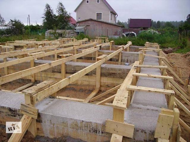 продам Заливка фундамента, бетонные работы Киев бу в Киеве