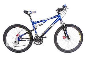 Замечательный новый Подростковый горный велосипед Azimut Ultimate 24 D (дисковые тормоза)