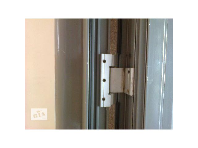 купить бу Замена дверных петель S-94 Киев, установка и продажа петель в алюминиевые и металлопластиковые двери в Киеве