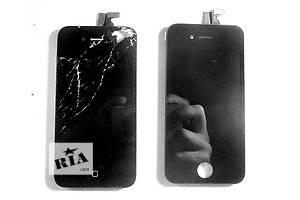 Замена стекла на смартфонах iPhone, Samsung, HTC, Lenovo, Nokia!!!